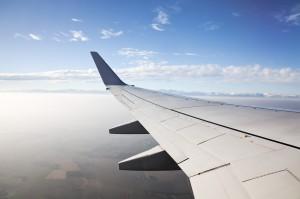Tragfläche eines Flugzeuges